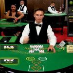 Unibet 3 Card live dealer Poker