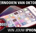 Win een iPhone 6 bij Circus online casino