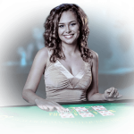 Betway.be Live Three Card Poker