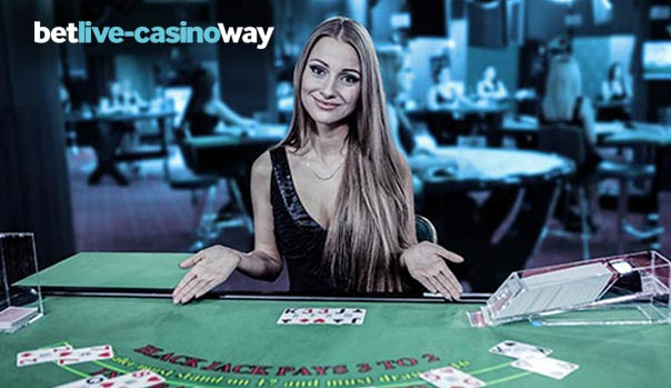Betway.be live dealer casino review