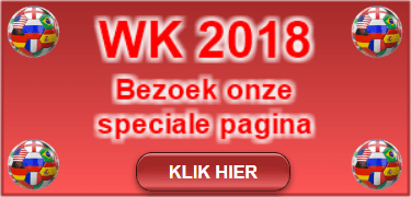Bookmakers WK Voetbal 2018